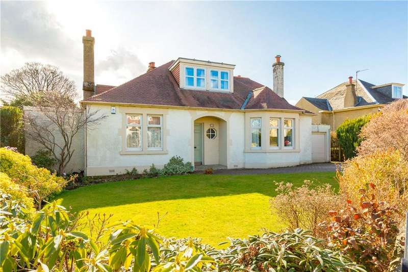 4 Bedrooms Detached House for sale in Craigleith Gardens, Edinburgh, Midlothian, EH4