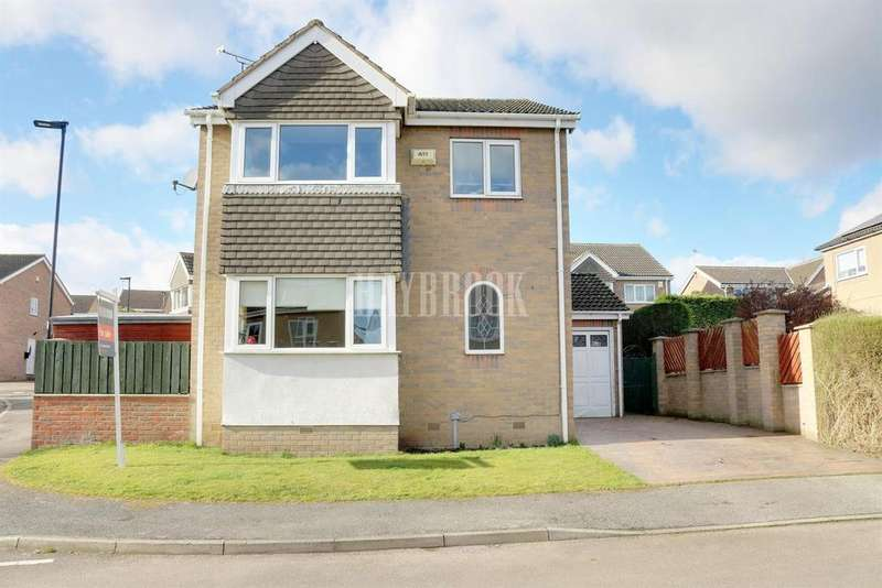 4 Bedrooms Detached House for sale in Mill Meadow Gardens, Sothall