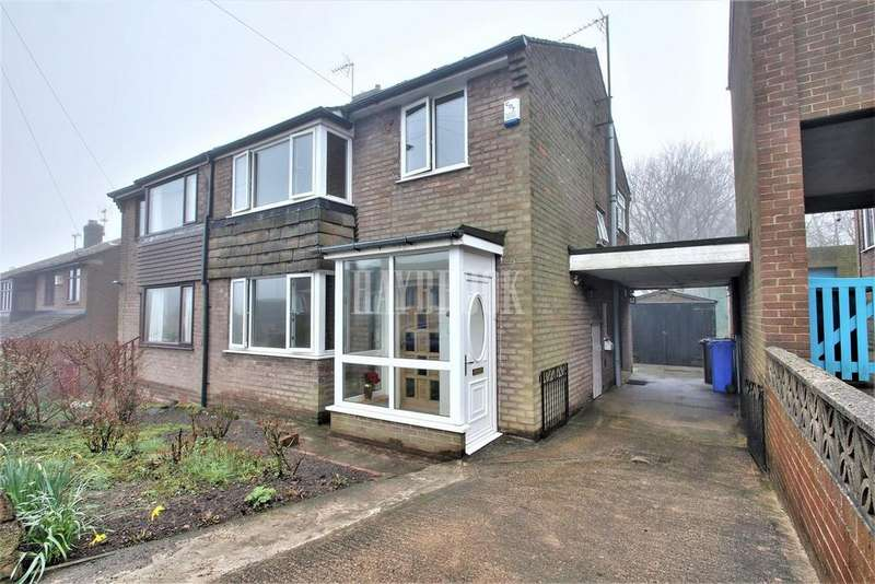 3 Bedrooms Semi Detached House for sale in Weavers Close, Grenoside