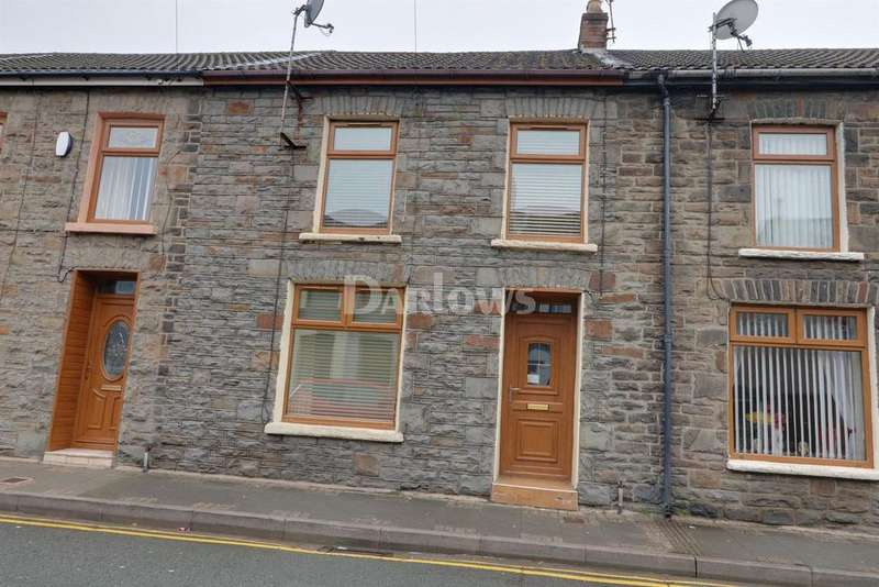 3 Bedrooms Terraced House for sale in Ynyscynon Road, Trealaw