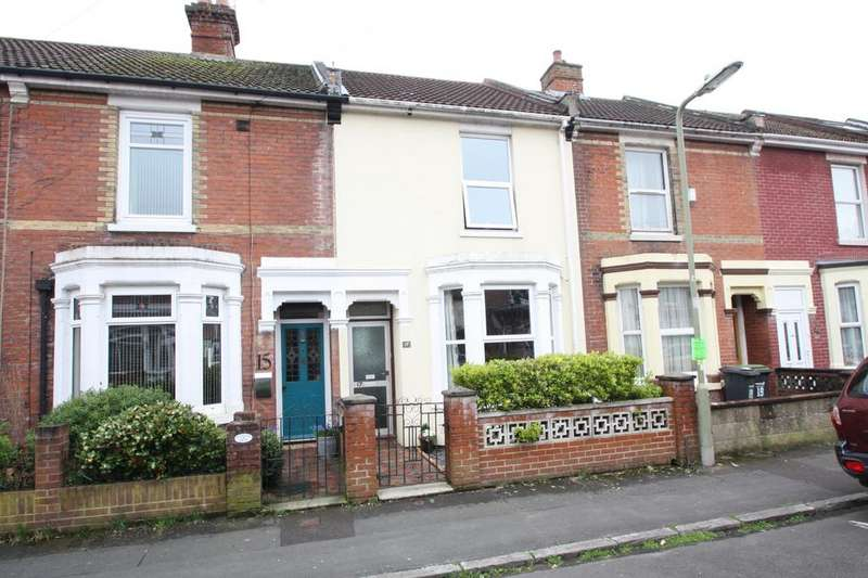 3 Bedrooms Terraced House for sale in Kings Road, Gosport PO12