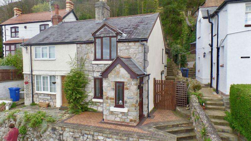 2 Bedrooms Semi Detached House for sale in Lower Foel Road, Dyserth