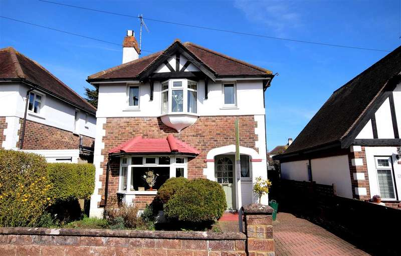 3 Bedrooms Detached House for sale in Downlands Avenue, Broadwater