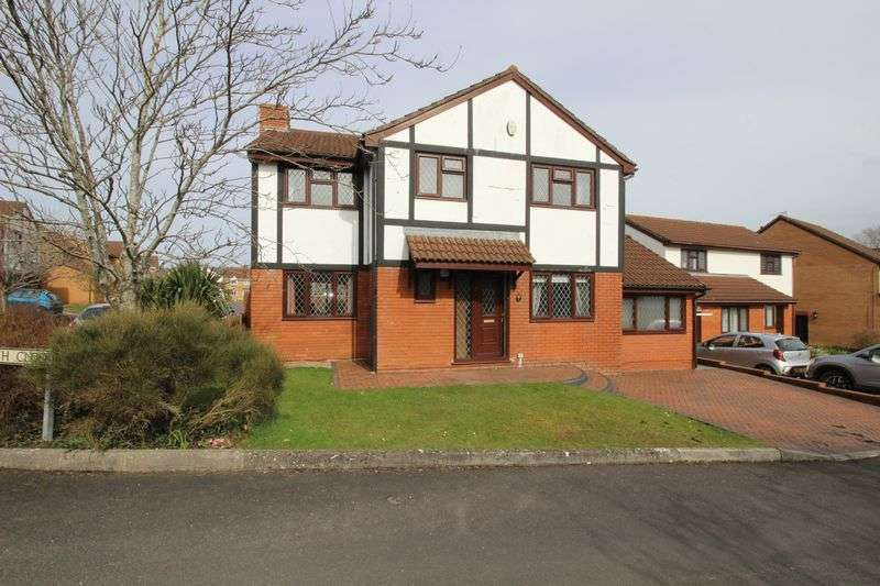 4 Bedrooms Property for sale in Falmouth Close, Nailsea