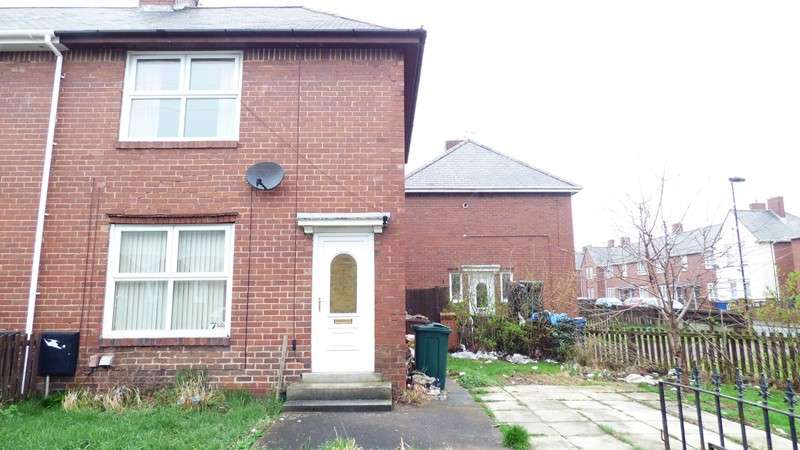 2 Bedrooms Property for sale in Greenford Road, Walker, Newcastle upon Tyne, Tyne and Wear, NE6 3TL