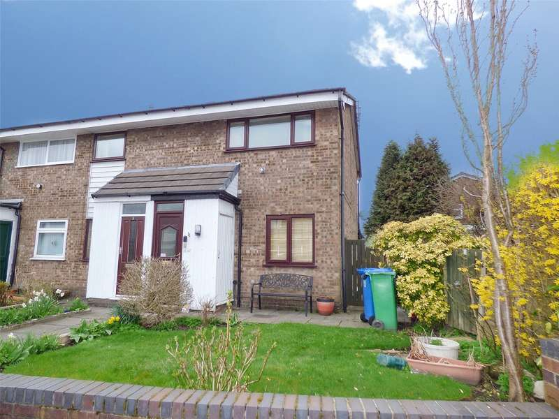 2 Bedrooms Apartment Flat for sale in Arden Avenue, Alkrington, Middleton, Manchester, M24
