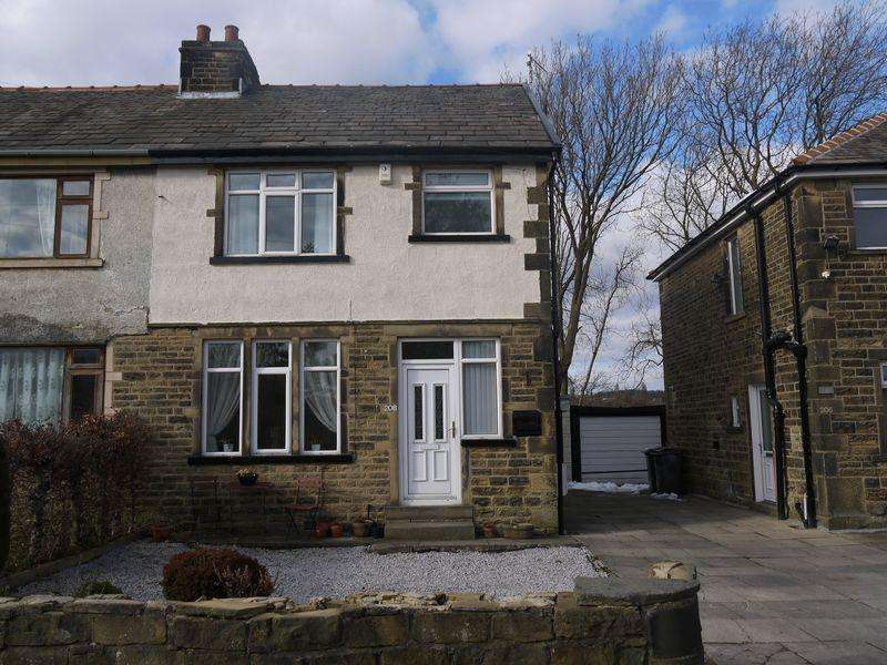 3 Bedrooms Semi Detached House for sale in Leaventhorpe Lane, Thornton, BD13 3BL