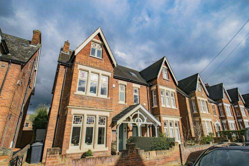 5 Bedrooms Semi Detached House for sale in St Michaels Road, Bedford