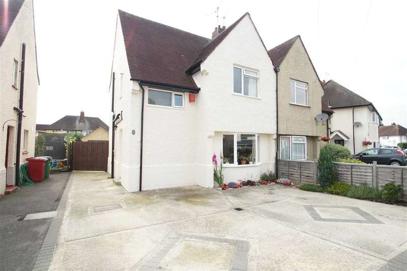 3 Bedrooms Semi Detached House for sale in Anthony Way, Cippenham, Slough