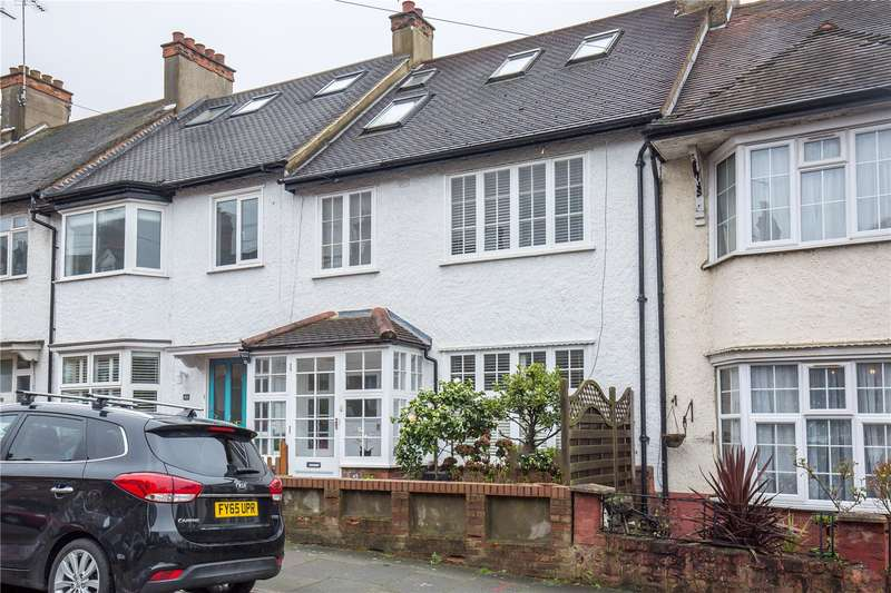 4 Bedrooms Terraced House for sale in Hutton Grove, North Finchley, London, N12