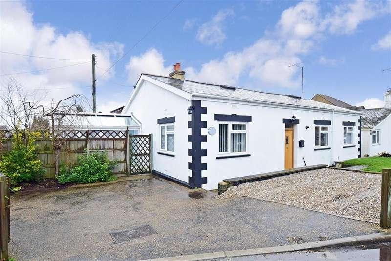 3 Bedrooms Detached Bungalow for sale in Aerodrome Road, , Bekesbourne, Canterbury, Kent