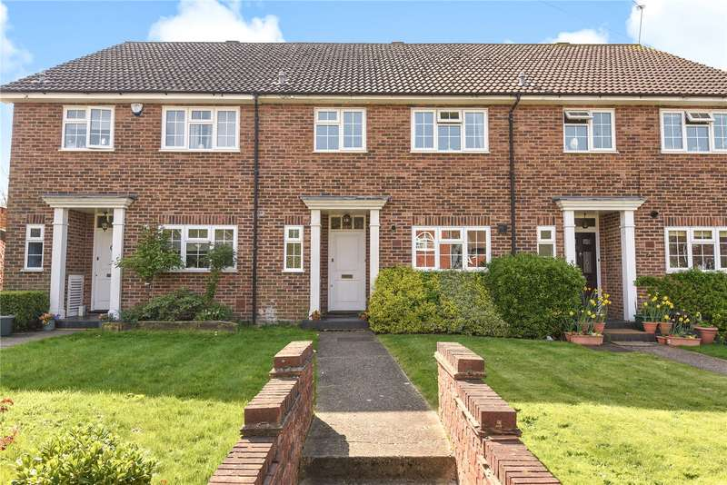 3 Bedrooms Terraced House for sale in Manor Way, Ruislip, Middlesex, HA4