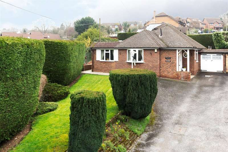 3 Bedrooms Detached Bungalow for sale in Marlow Bottom, Marlow Bottom, Buckinghamshire, SL7