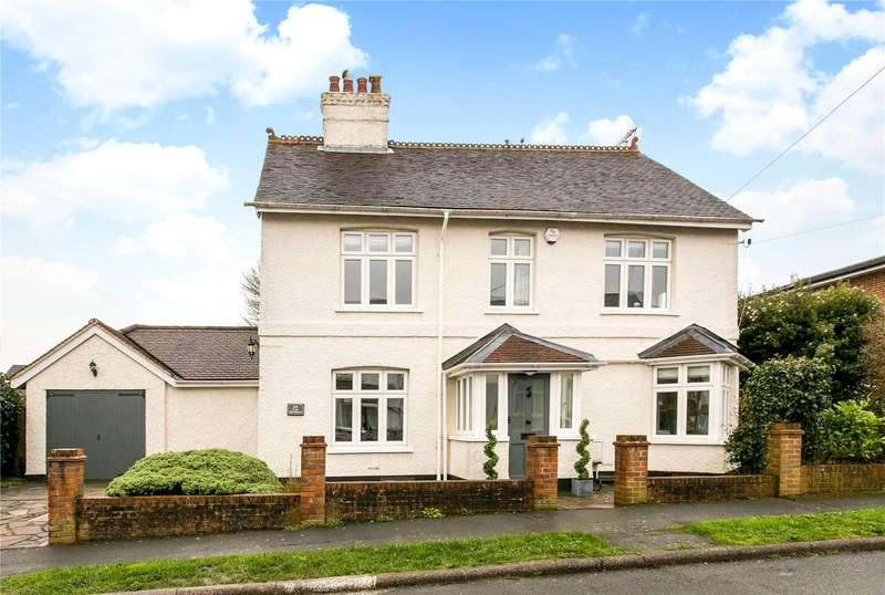 5 Bedrooms Detached House for sale in Pineapple Road, Amersham, Buckinghamshire, HP7