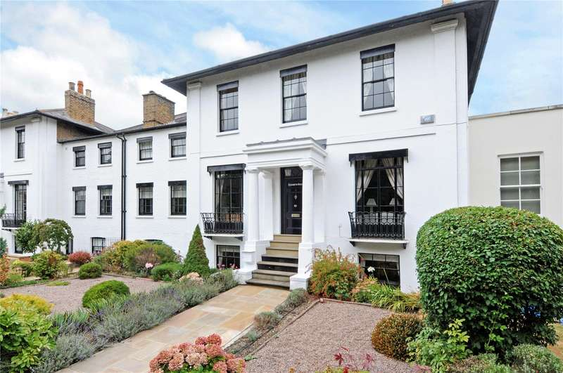7 Bedrooms House for sale in Clarence Crescent, Windsor, Berkshire, SL4