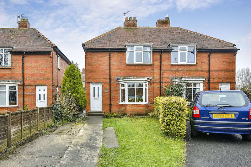 3 Bedrooms Semi Detached House for sale in Warwick Court, Durham, DH1