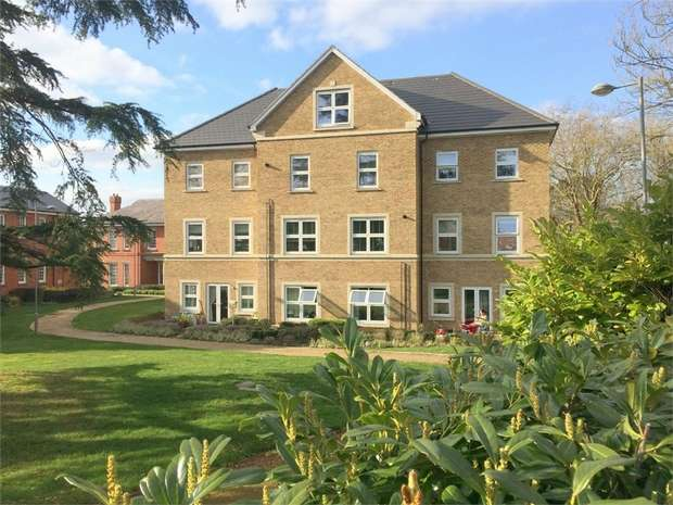 2 Bedrooms Flat for sale in Richmond Crescent, Epsom