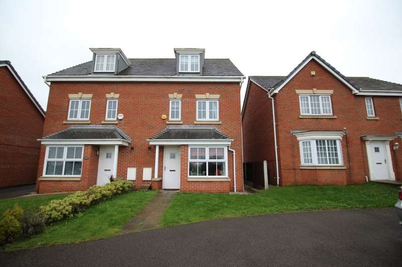 4 Bedrooms Terraced House for rent in Halesworth Road, Sheffield, S13