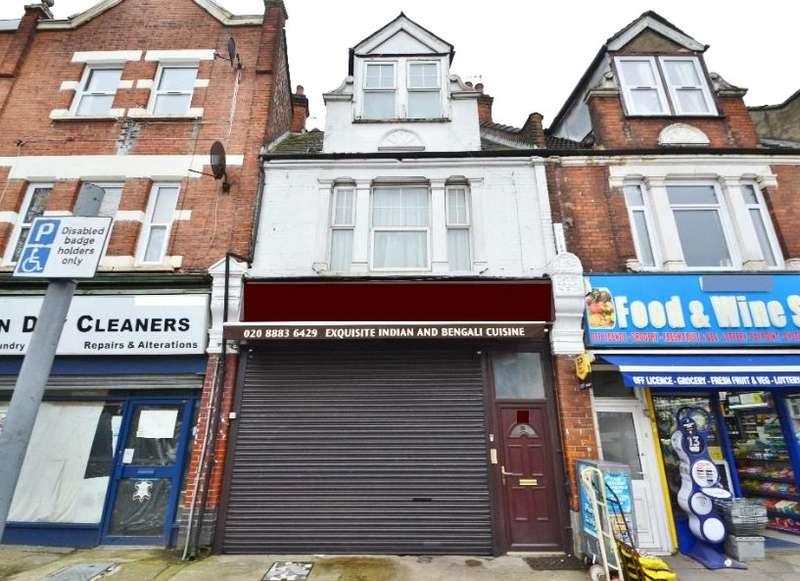 Shop Commercial for sale in Colney Hatch Lane, London, N10