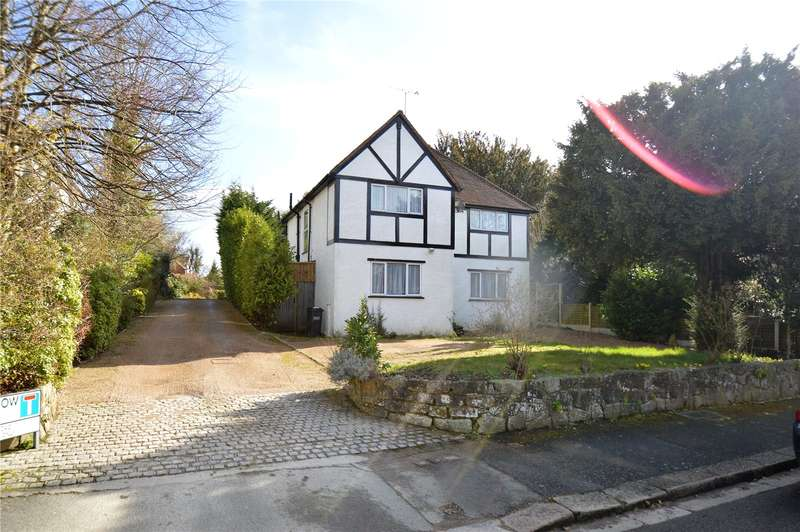 4 Bedrooms Detached House for sale in Russell Hill, Purley