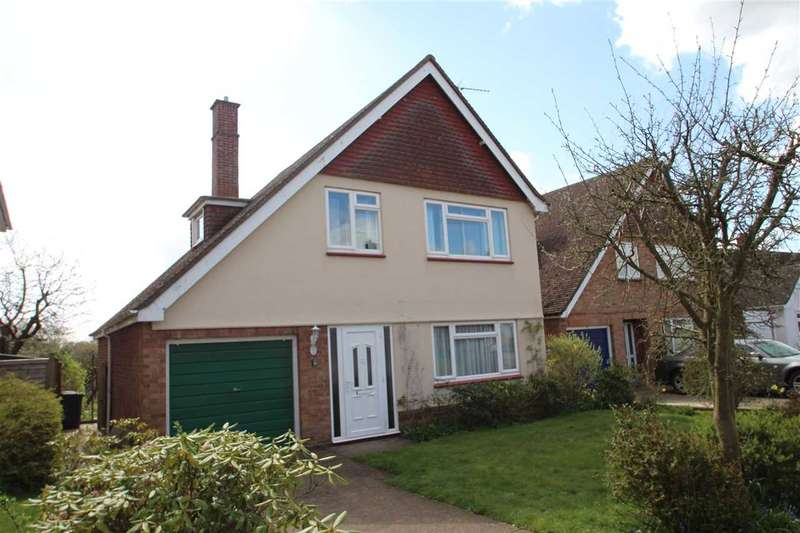 3 Bedrooms Detached House for sale in Dorchester Road, Ipswich
