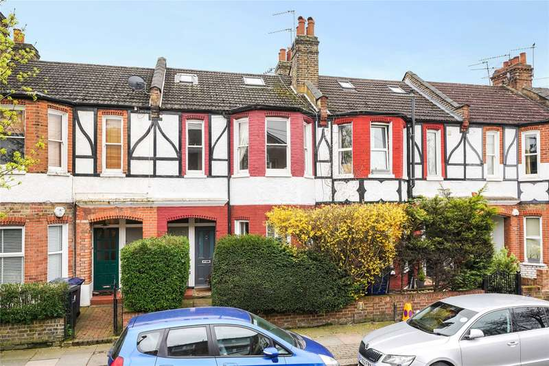 3 Bedrooms Flat for sale in Southfield Road, London, W4