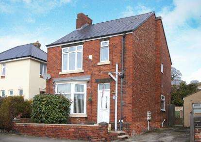 3 Bedrooms Detached House for sale in Prospect Road, Old Whittington, Chesterfield, Derbyshire