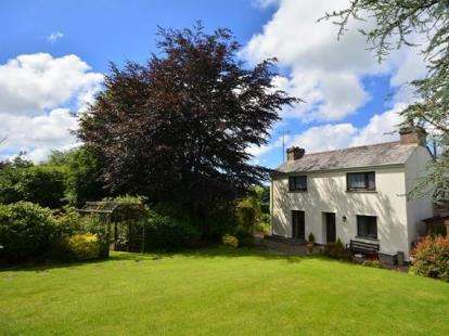 3 Bedrooms Detached House for sale in Camelford, Cornwall, England