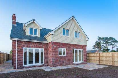 3 Bedrooms Detached House for sale in Rockbeare, Exeter, Devon