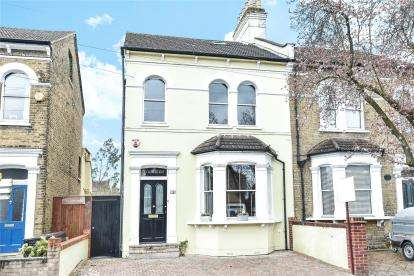 4 Bedrooms Semi Detached House for sale in Stembridge Road, London