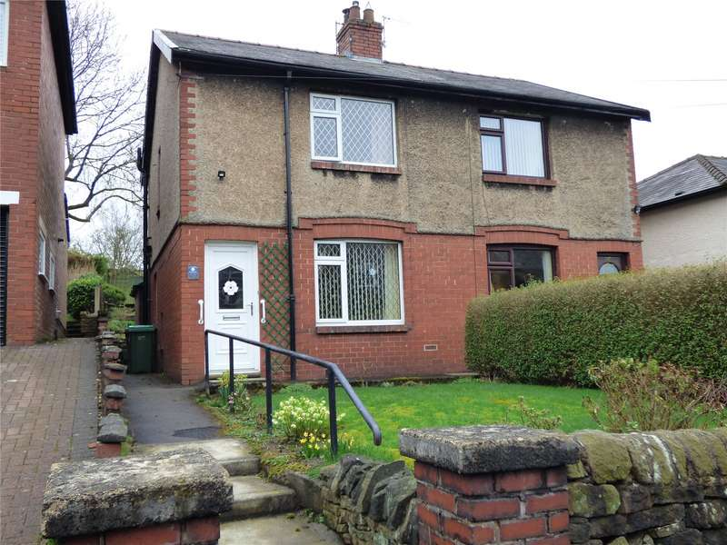 2 Bedrooms Semi Detached House for sale in Church Road, Uppermill, Saddleworth, OL3