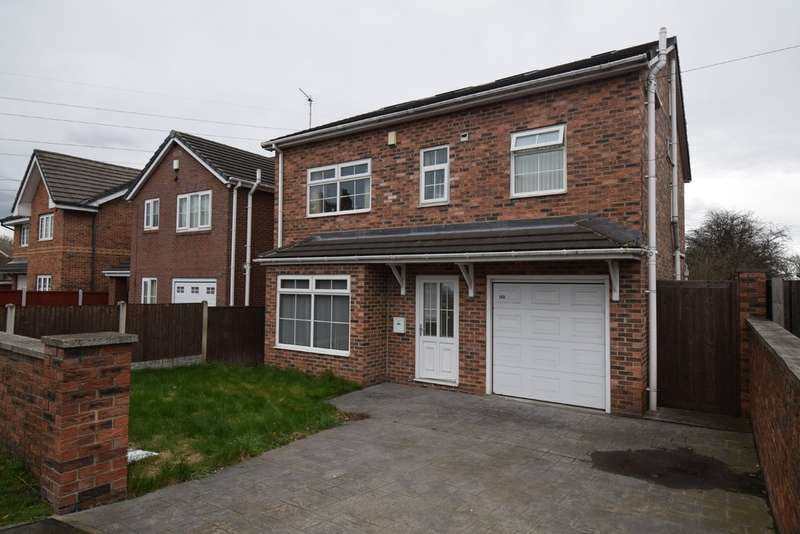 4 Bedrooms Detached House for sale in Lingwell Gate Lane, Outwood, Wakefield