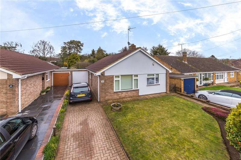 3 Bedrooms Detached Bungalow for sale in Lower Luton Road, Wheathampstead, St. Albans, Hertfordshire