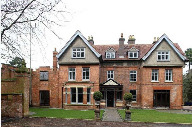 2 Bedrooms Apartment Flat for rent in Wolvey Hall, Wolvey, Leicestershire