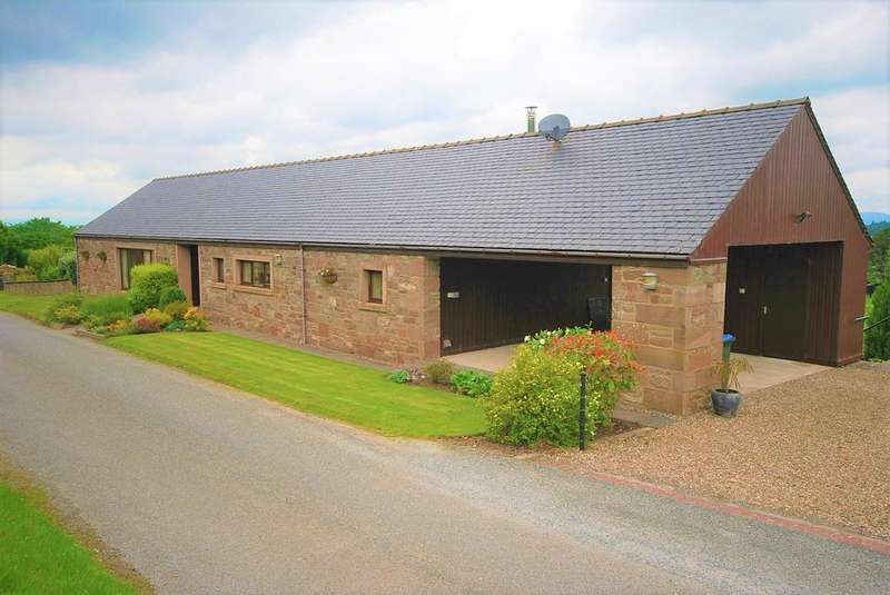 4 Bedrooms Detached Bungalow for sale in Murrayshall, Perth PH2