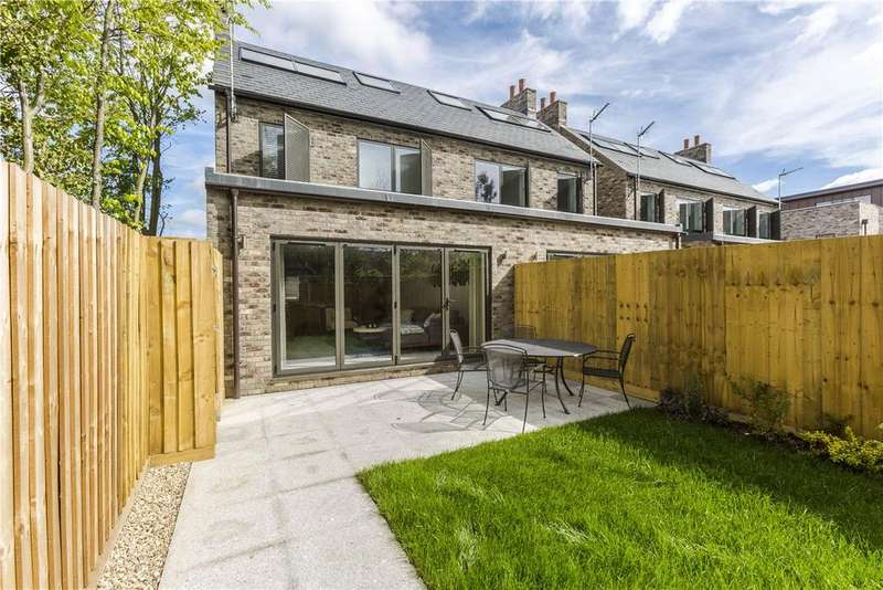 4 Bedrooms House for sale in Milton Place, Milton Road, Cambridge, CB4