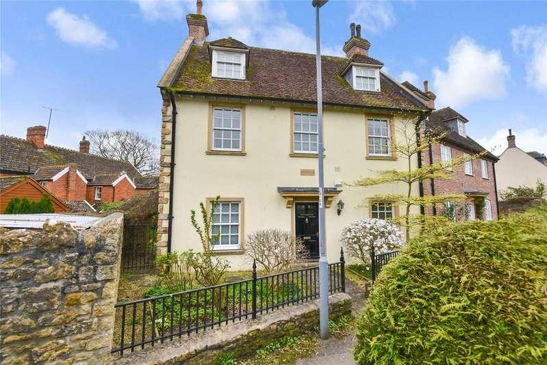 5 Bedrooms Semi Detached House for rent in St. Antonys Square, Westbury, Sherborne, Dorset
