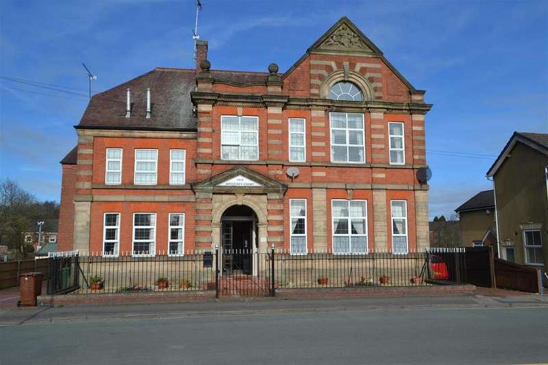 1 Bedroom Apartment Flat for sale in Anglesey Street, Hednesford, Cannock