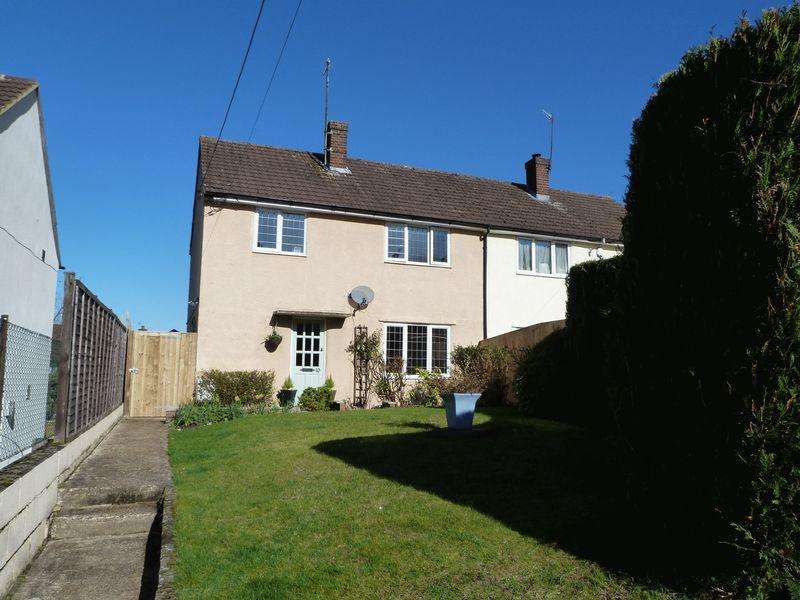 3 Bedrooms Semi Detached House for sale in Hill Close, Wooburn Green