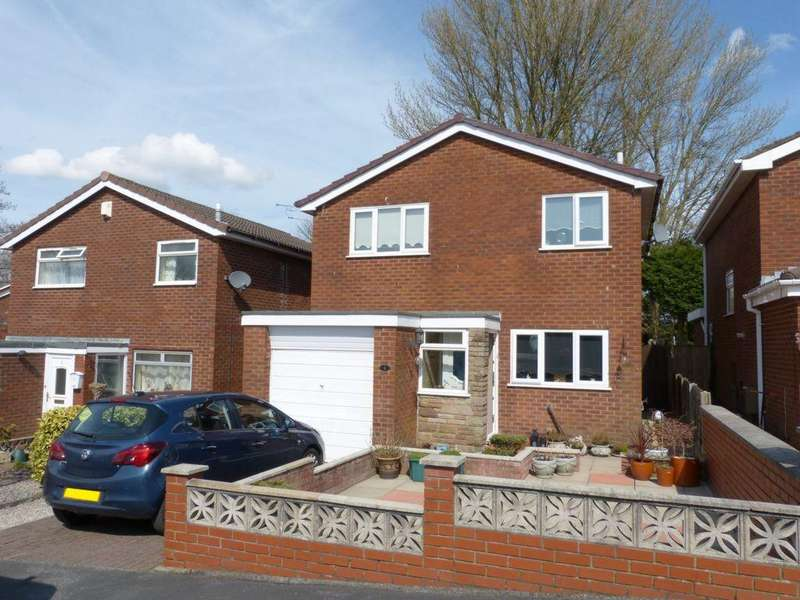 4 Bedrooms House for sale in Thornbury, Skelmersdale, WN8