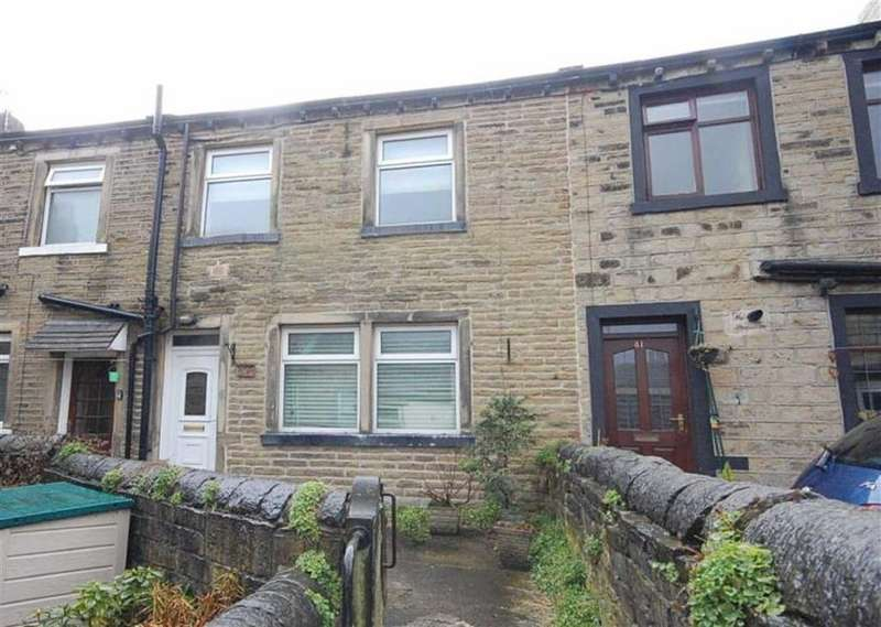 2 Bedrooms Terraced House for sale in Westgate, Almondbury, Huddersfield, HD5