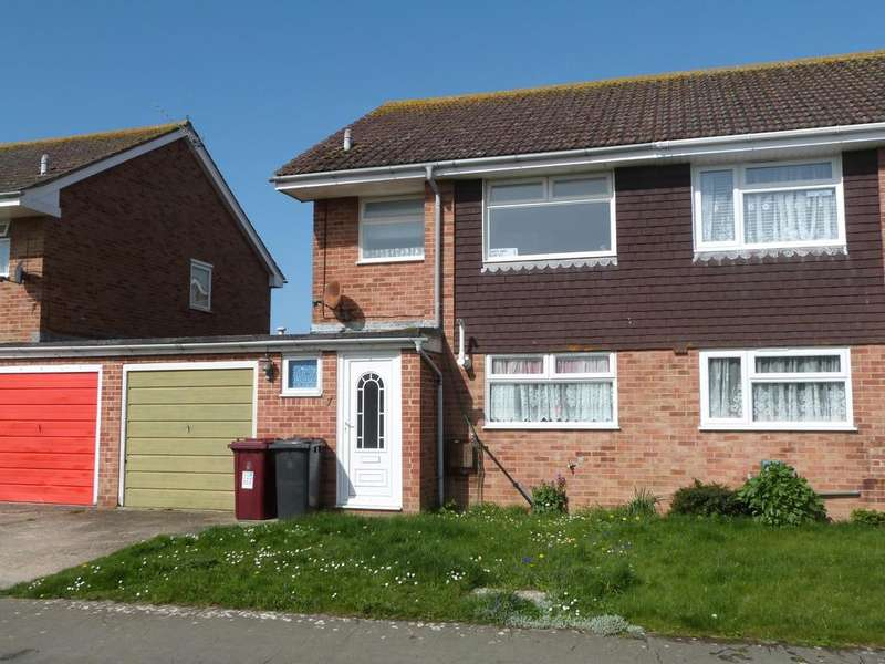 3 Bedrooms Semi Detached House for sale in Slattsfield Close, Selsey