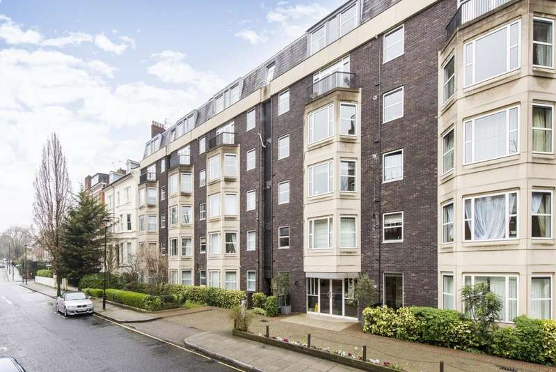 2 Bedrooms Apartment Flat for sale in Marlborough Place, St. Johns Wood