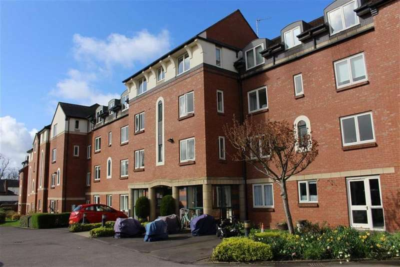 1 Bedroom Retirement Property for sale in Kinmond Court, Kenilworth Street, Leamington Spa, CV32