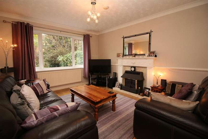 4 Bedrooms Detached House for sale in Swanton Close, Newcastle Upon Tyne