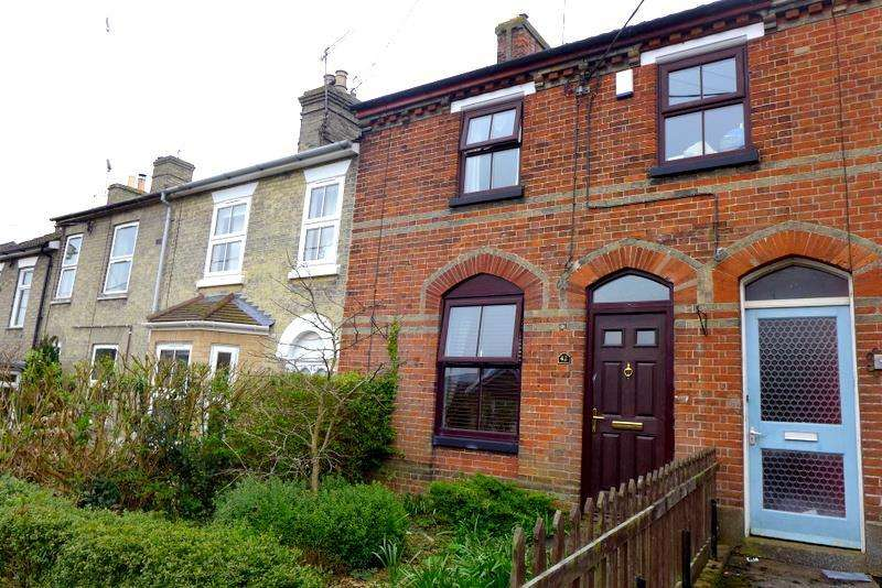 3 Bedrooms Terraced House for sale in Fair Close, Beccles