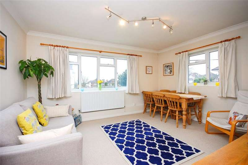 2 Bedrooms Apartment Flat for sale in Bryan House, Bryan Avenue, London, NW10