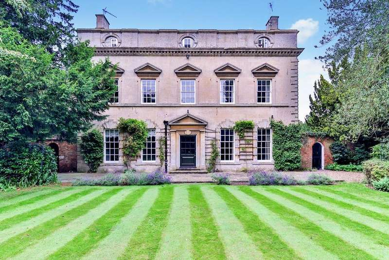 6 Bedrooms Manor House Character Property for sale in Sleaford Road, Leasingham NG34