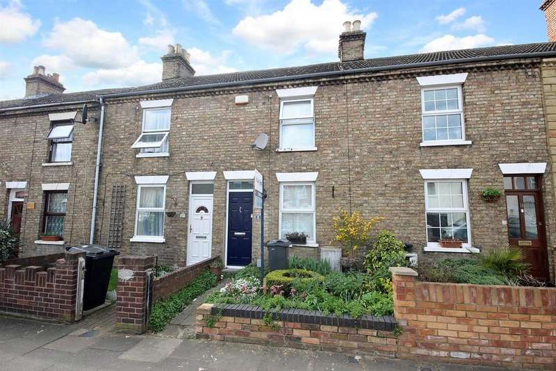 3 Bedrooms Terraced House for sale in Mabel Road, Bedford