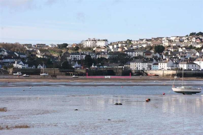 Land Commercial for sale in Appledore Devon